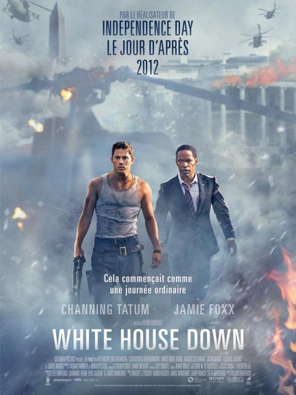 White House Down : Affiche