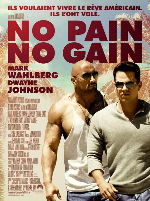 No Pain No Gain : Affiche