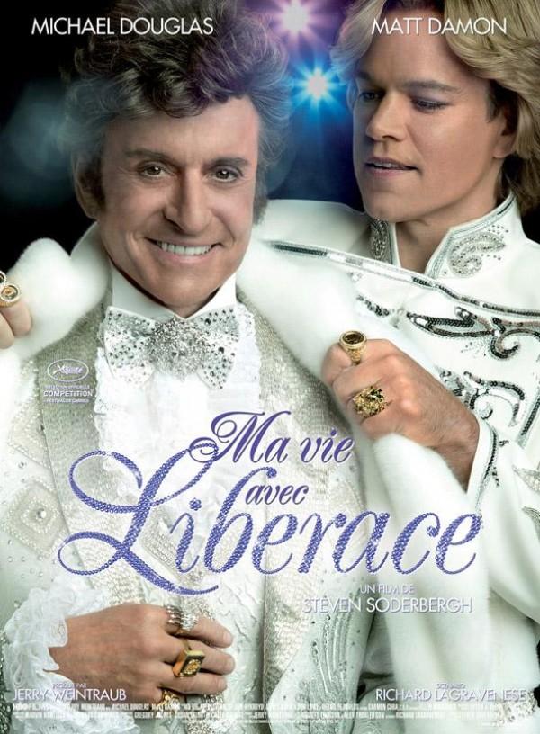 Ma vie avec Liberace : Affiche