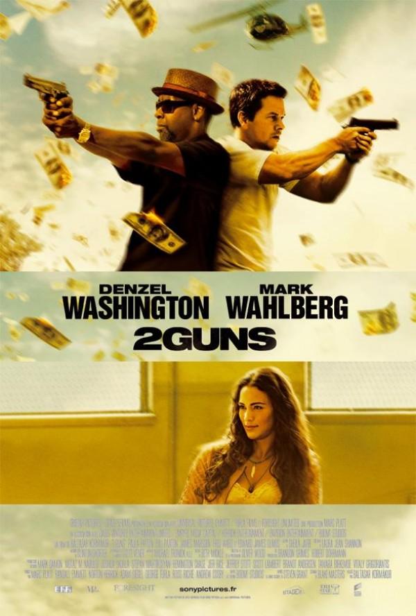 2 Guns : Affiche