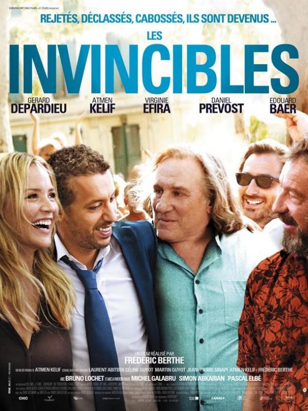 Les Invincibles : Affiche