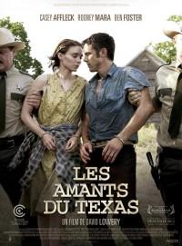 Les Amants du Texas : Affiche