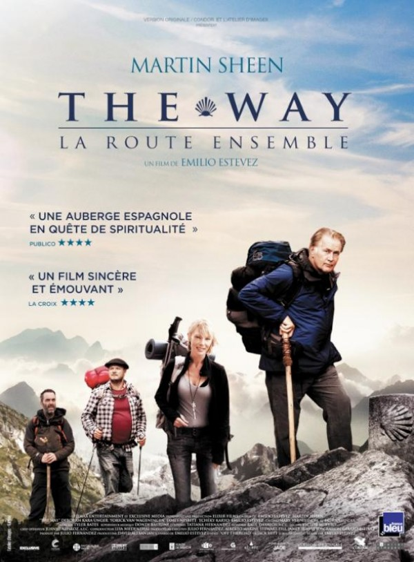 The Way, la route ensemble : Affiche