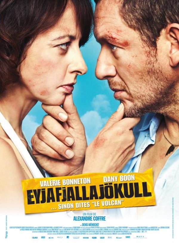 Eyjafjallajökull : Affiche