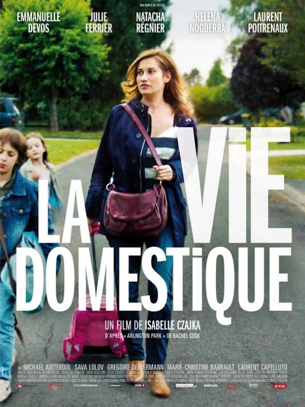 La Vie domestique : Affiche