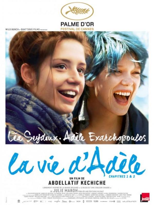 La Vie d'Adèle : Affiche