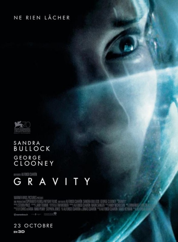 Gravity : Affiche