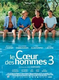 Le Cœur des hommes 3 : Affiche