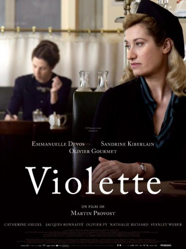 Violette : Affiche