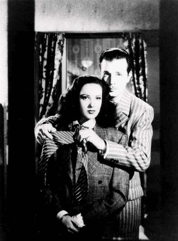 Linda Darnell, Dick Powell