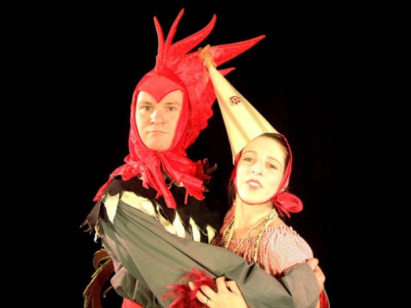 Le roman de renart th tre de verdure du jardin - Theatre de verdure du jardin shakespeare pre catelan ...