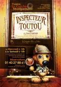Inspecteur Toutou au Guichet-Montparnasse
