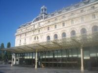 Musée d'Orsay : façade