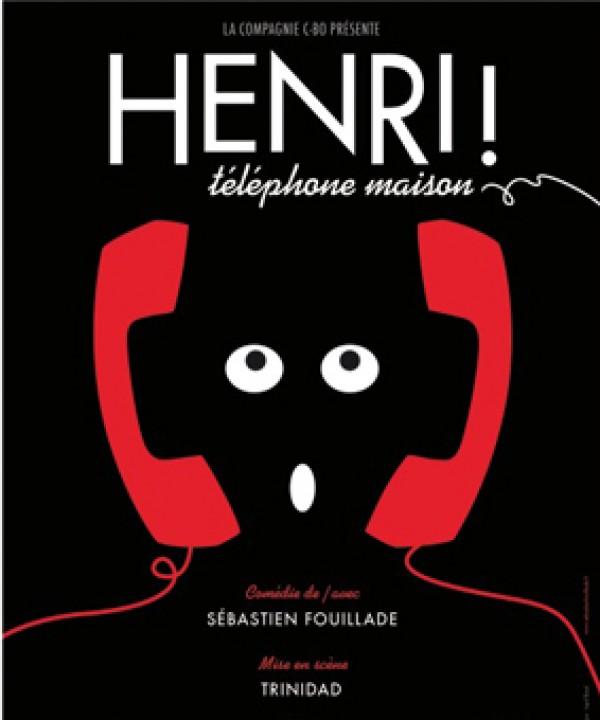 Henri ! Téléphone maison