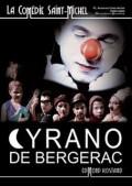 Cyrano de Bergerac à la Comédie Saint-Michel : Affiche