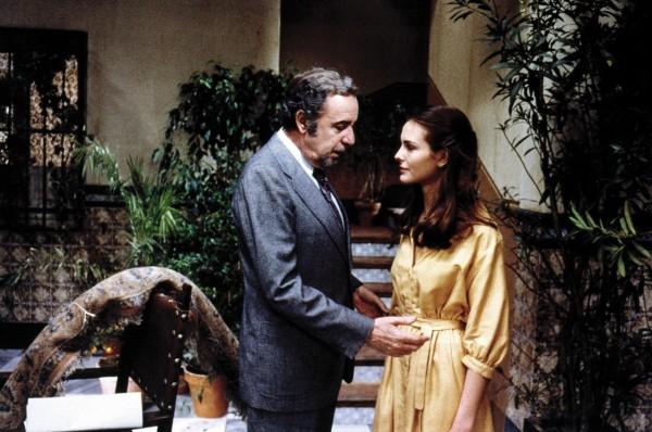 Fernando Rey, Carole Bouquet
