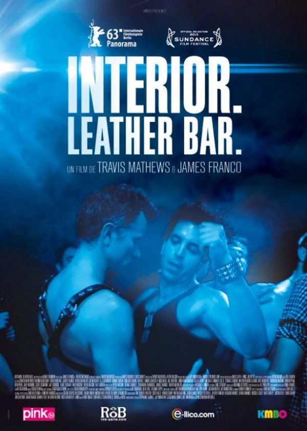 Interior. Leather Bar. - Affiche
