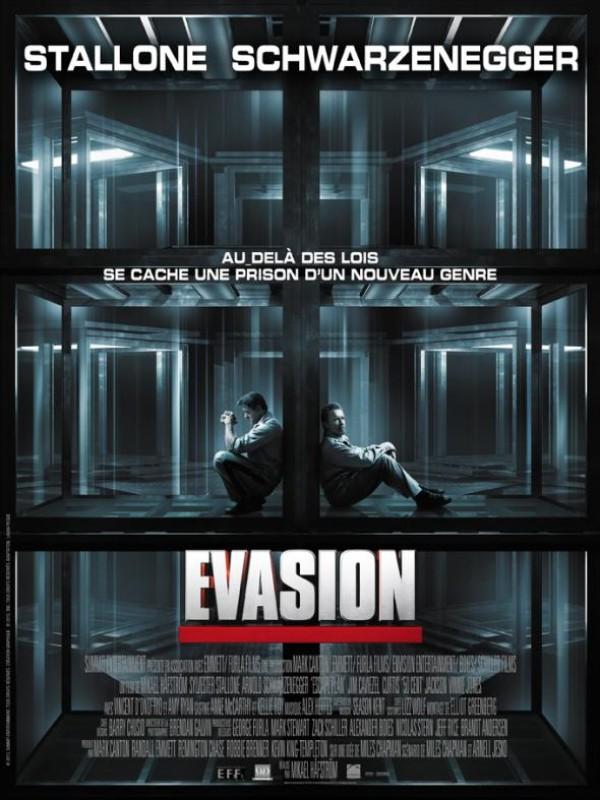 Évasion : Affiche