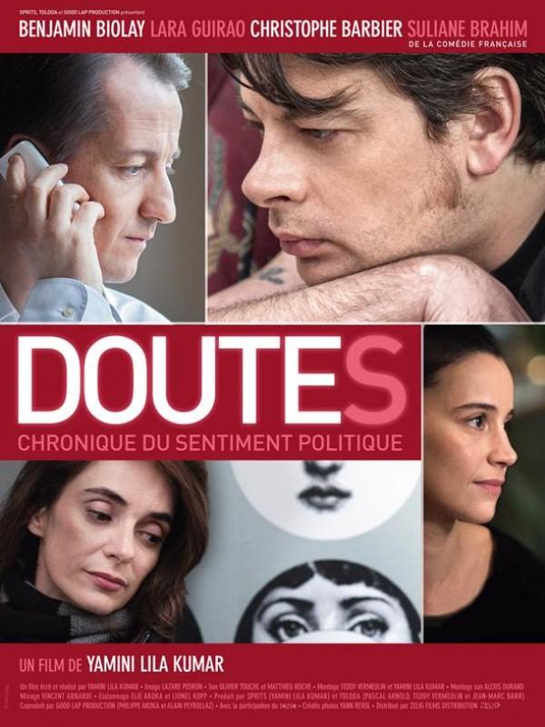 Doutes : Affiche