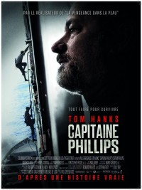 Capitaine Phillips : Affiche