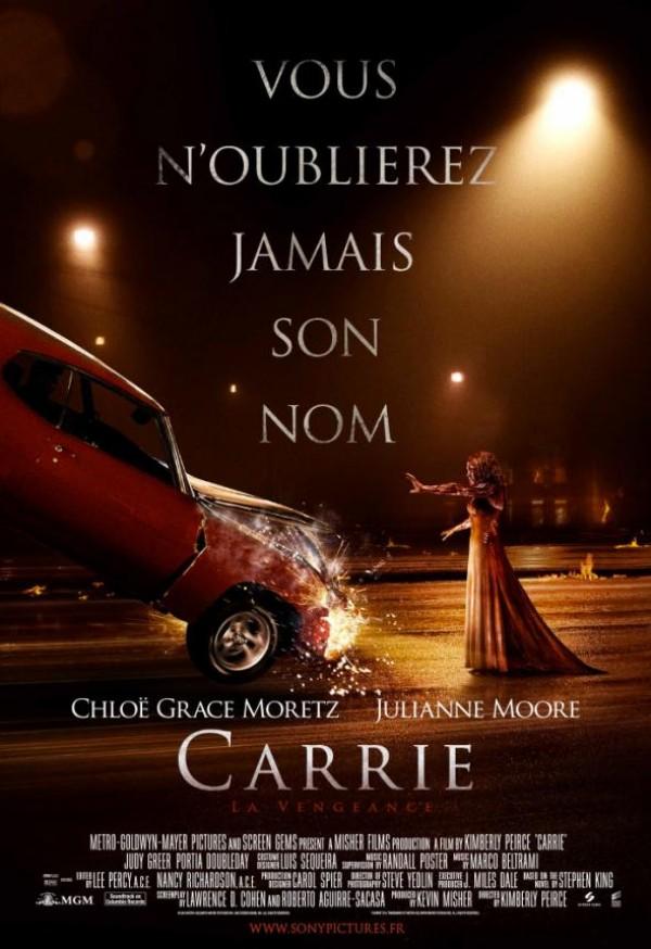 Carrie, la vengeance : Affiche