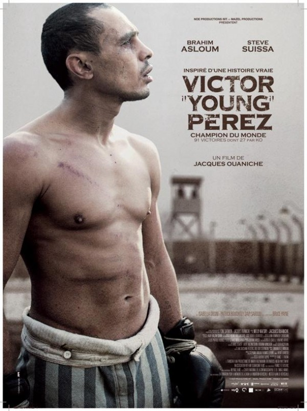 """Victor """"Young"""" Perez : Affiche"""