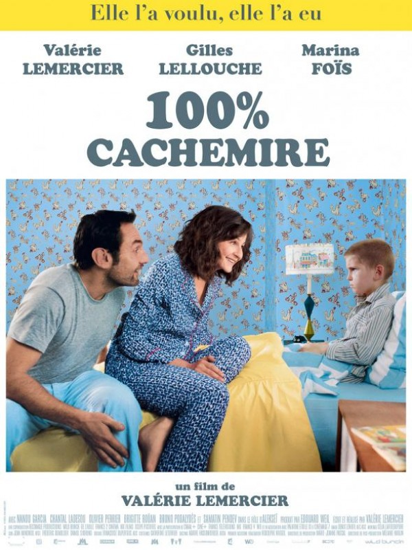100% cachemire : Affiche