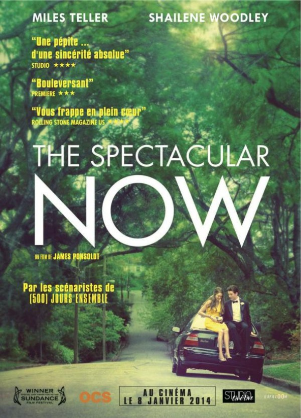 The Spectacular Now : Affiche