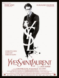 Yves Saint Laurent : Affiche