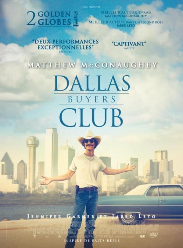 Dallas Buyers Club : Affiche