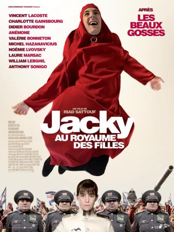 Jacky au royaume des filles : Affiche