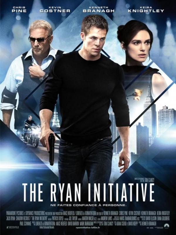 The Ryan Initiative : Affiche