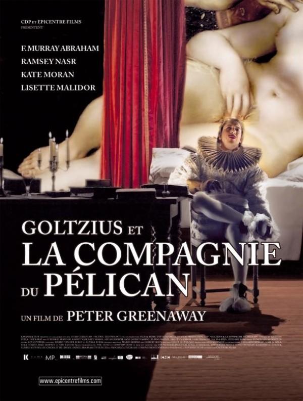 Goltzius & la compagnie du pélican : Affiche