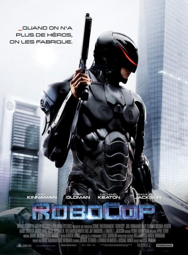 Robocop : Affiche