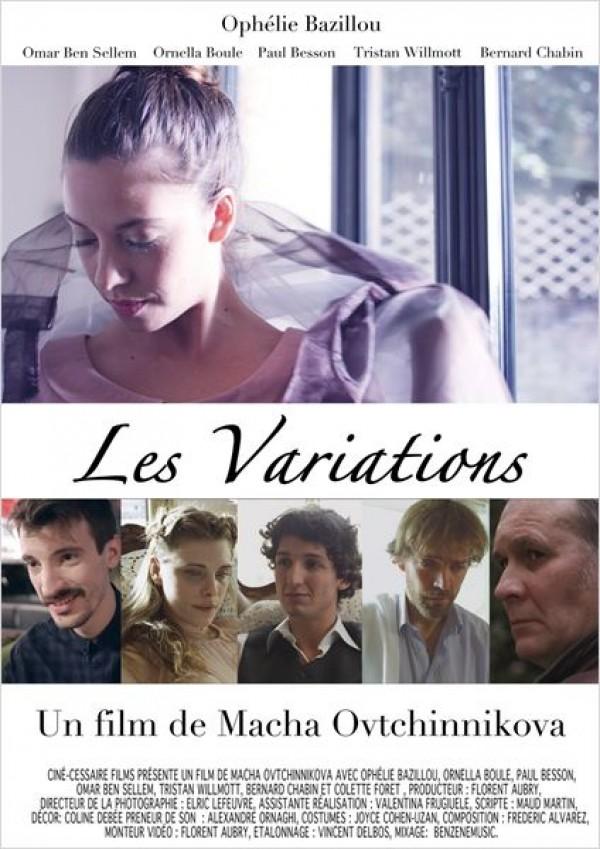 Les Variations : Affiche