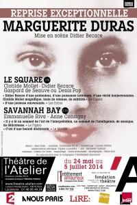 Cycle Marguerite, les trois âges : reprise au Théâtre de l'Atelier