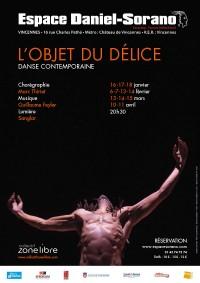 L'Objet du délice au Théâtre Daniel Sorano