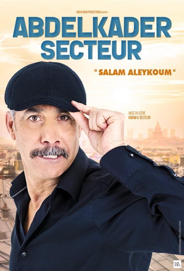 Abdelkader Secteur - Affiche