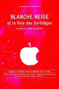 Blanche Neige et le bois des sortilèges - Affiche