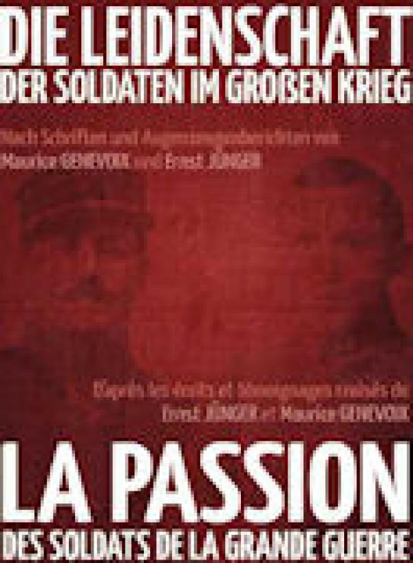 La Passion des soldats de la grande guerre à l'Institut Goethe