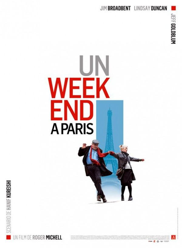 Un week-end à Paris : Affiche