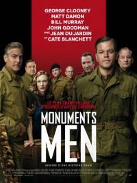 Monuments Men : Affiche