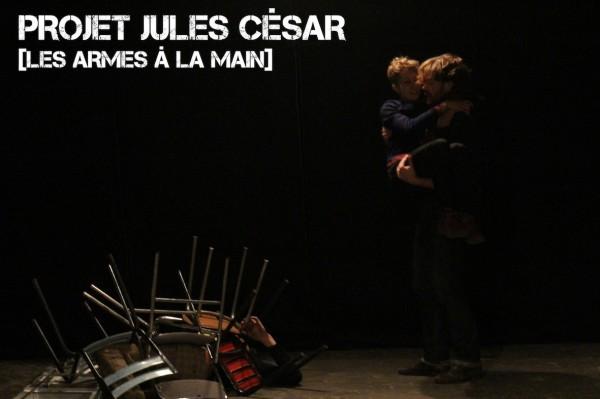 Projet Jules César : Les armes à la main partie 1