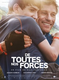 De toutes nos forces : Affiche