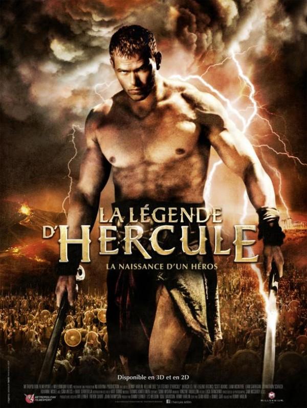 La Légende d'Hercule : Affiche