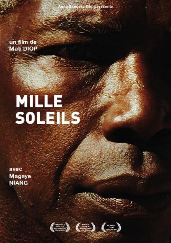 Mille soleils : Affiche