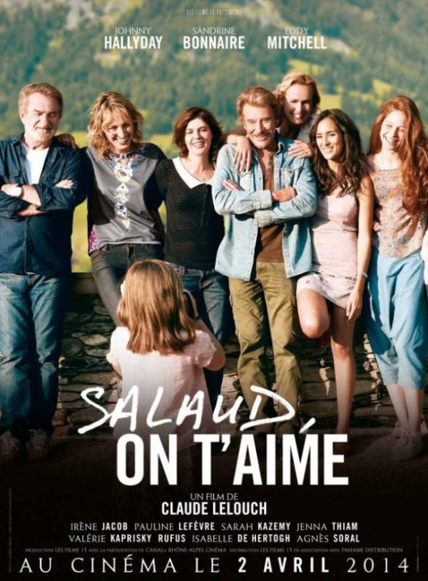 Salaud, on t'aime : Affiche