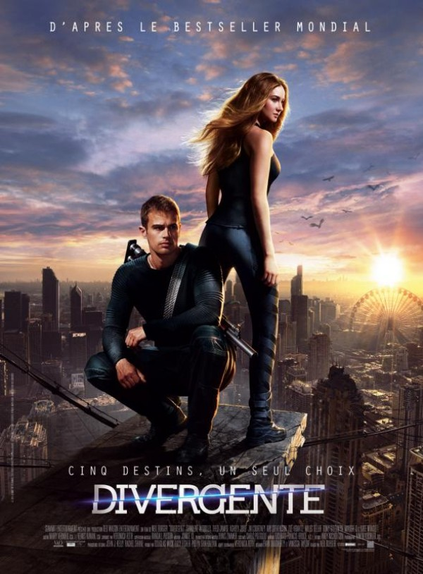 Divergente : Affiche