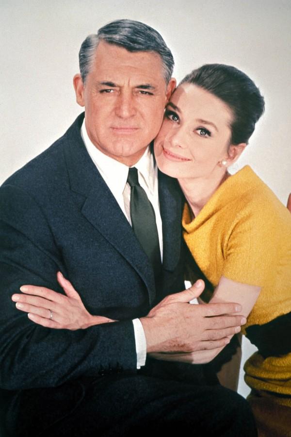 Cary Grant, Audrey Hepburn