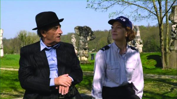 Richard Bohringer, Olivia Raclot (auxiliaire de police féminin)